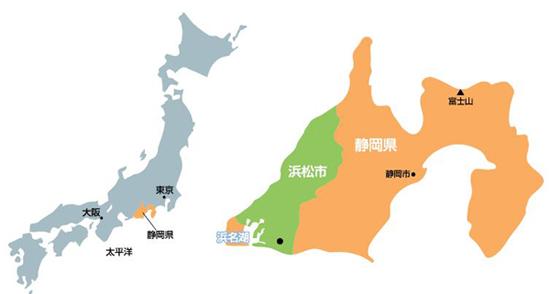 「浜松市 地図」の画像検索結果